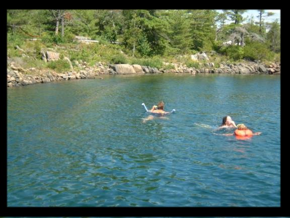 Wreck Island Georgian Bay Waubuno